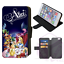 ALICE-IN-WONDERLAND-Mad-Hatter-Wallet-Flip-Phone-Case-iPhone-4-5-6-7-8-Plus-X thumbnail 17