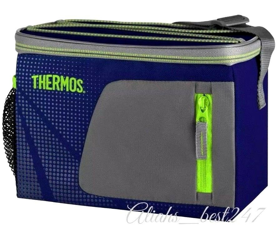 Thermos 6 Can Thermocafe Cooler Sac Thermocafe Can Radiance Picnic Camping  Sac-repas isotherme 56e43e 9eb66f85dda