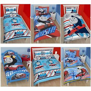 THOMAS THE TANK ENGINE BEDDING – SINGLE, DOUBLE AND ...