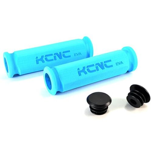 KCNC EVA Foam Super Light Grip For MTB Handlebar Blue