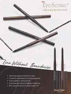 NEW-SeneGence-EyeSense-Liquid-Liner-amp-EyeSense-Eyeliner-Pencil