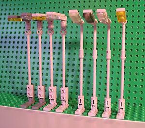 Lego baustellenzubehör trafic light street lamp 19 piezas semáforo farol Nicea 99