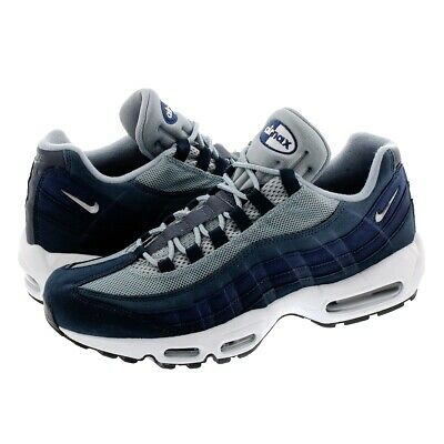 Homme Nike Air Max 95 SC Baskets Bleu Blanc obsidienne CJ4595 400 UK 8 EU 42.5 | eBay
