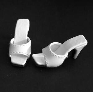 Shoes-Sandals-for-16-034-Tyler-Gene-Sydney-Dolls-Slip-on-Kingstate-White-New-in-Box