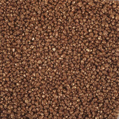 Dekogranulat Glitter Glitzer 2-3 mm Glasflasche Farbgranulat Dekosteine Dekosand