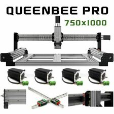 7501000mm Queenbee Pro Cnc Router Machine 4axis Lead Screw Drive Mechanical Kit