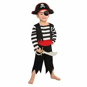 Amscan Child Deckhand Pirate Costume (3-4 Years)
