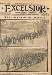 Infantry-Imperial-Russian-Army-Convoi-Artillery-Prussia-Bzuria-Poland-WWI-1915