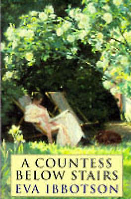 A Countess Below Stairs-ExLibrary