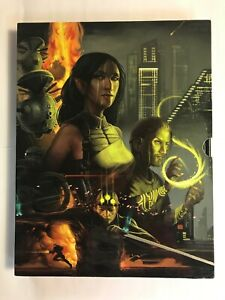 Shadowrun-20th-Anniversary-Limited-Edition-Core-Rulebook-Collectors-VG-HC-OOP