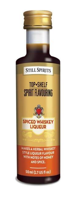 Still Spirits Top Shelf SPICED WHISKEY - Drambuie - 50ml Essence