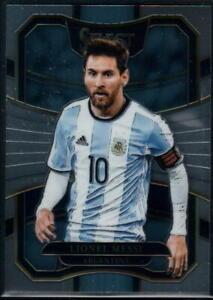 2017-18 Panini Select Soccer - Pick A Card