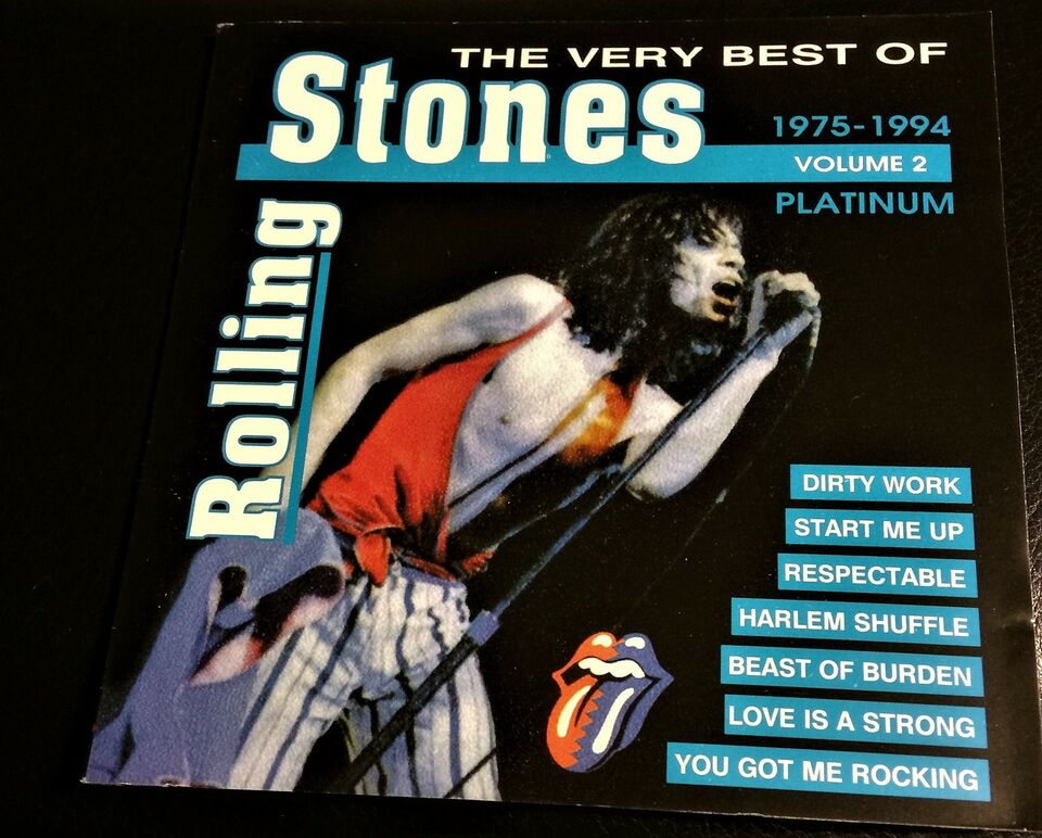 The Rolling Stones: The very best of 1975-1994 vol. 2