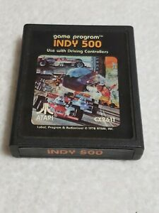 Indy 500 (Atari 2600, 1978) Cartridge Only ☆Tested☆Free Shipping☆