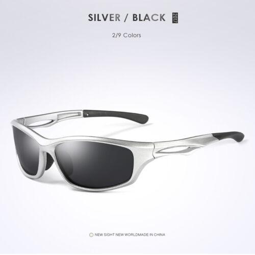 Polarized Sport Sunglasses Outdoor Cycling Bike Running Fishing TR90 Sunglasses