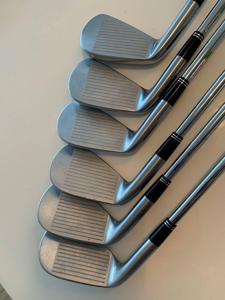 Herre golfsæt, stål, Srixon Z765/565