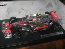1:18 McLaren MP4/22 2007 L.Hamilton K6634 HotwheelsF1 OVP New