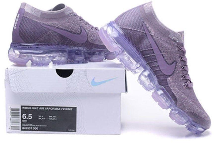 Women's Nike Air Vapormax Sneakers - Purple US 8 (39)