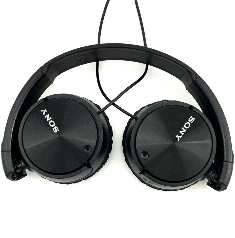 Sony MDR-ZX110NC Noise Cancelling Headphones MDRZX110NC Black 1