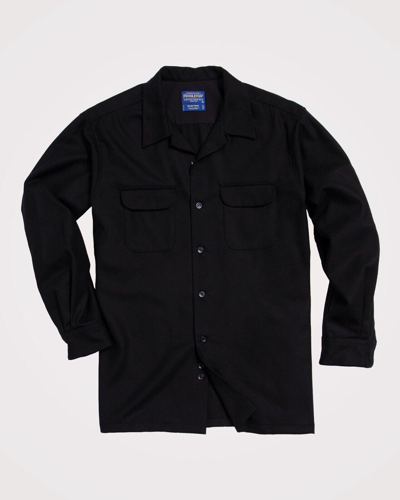 Pendleton Original Board Shirt 100% Umatilla Virgin Wool Classic Fit 20042
