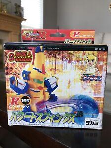 Super-B-Daman-No-155-R-Powered-Sphinx-Vintage-Rare-Japan-Toy-2000-NIB