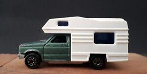 MAJORETTE-Camping-car