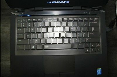 """TPU Clear Keyboard Protector Cover For 15.6/"""" Dell Alienware 15 R2 AW15R2 Laptop"""