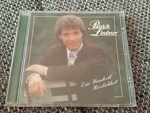 Patrick Lindner Eine Handvoll Herzlichkeit (1994) Album CD Schlager - Deutschland - Patrick Lindner Eine Handvoll Herzlichkeit (1994) Album CD Schlager - Deutschland