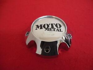 Moto-Metal-Custom-Wheel-Center-Cap-Chrome-Finish-1079L145A-H42