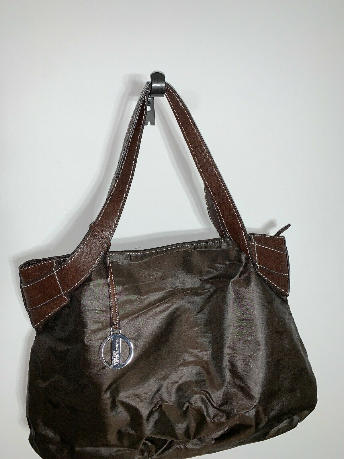 Hilary Radley Purse Bag Handbag Brown