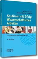 Studieren mit Erfolg: Wissenschaftliches Arbeiten von Wessler-Possberg #x291
