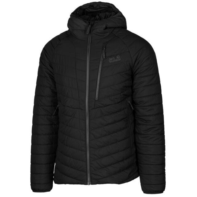 Jack Wolfskin Aero Trail Men Jacket Men Men's Outdoor Jacket Quilted Jacket 1204471