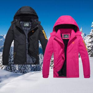en doublée veste polaire femmes chaud polaire doublée imperméable la air manteau pour randonnée en plein en 2019 pour hiver de 0dzfzqn