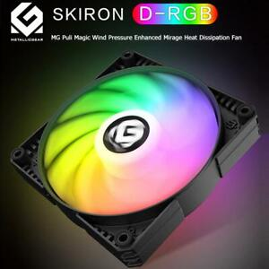 120mm-140mm-Gorgeous-PC-Case-Cooling-Fan-DRGB-4Pin-PWM-Chassis-Heatsink-Cooler