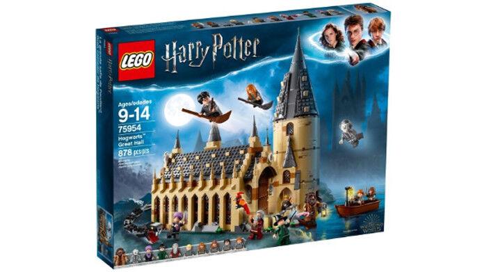 Lego Harry Potter Wielka Sala w Hogwarcie (75954)   all'ingrosso a buon mercato