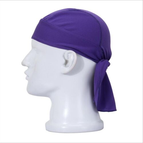 Quick Dry Outdoor Headscarf Cycling Scarf Caps Sports Bandana Headband Hats FM