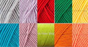 Classic-Elite-Yarn-MillaMia-Naturally-Soft-Merino-Color-Choice-Knit-Crochet