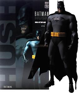 Dc Comics Batman Hush Black Ver 1 6 Action Figure 12 30cm Rah N 646 Medicom Ebay
