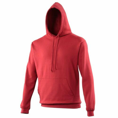 Plain AWDis Hoodies Various Colours Unisex JH001 Winter Sweatshirt Sweater