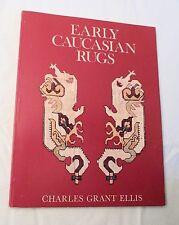 1976, Early Caucasian Rugs by Charles Grant Ellis, Catalog of Museum Exhibit, SB