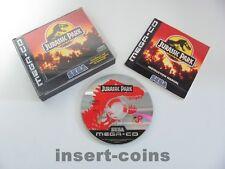 Jurassic Park ( German Version )  -   Sega Mega CD / PAL #S8