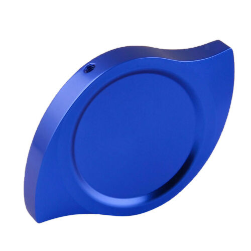 Racing Oil Filler Cap Tank Blue Cover Aluminum For Subaru Honda Mazda Kia