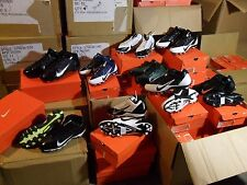 New Mens Nike Alpha Pro D TD 3/4 Shark Football Cleats Many Colors Sizes