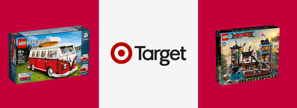 Shop Now - 20% off* LEGO Toys at Target