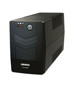 LUMINOUS PRO 600VA UPS for Desktop