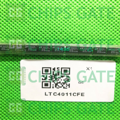 1PCS LTC4011CFE Encapsulation:SMD,High Efficiency Standalone Nickel Battery