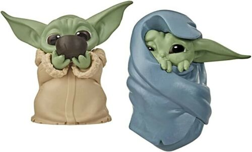 Star Wars The Mandalorian The Child Baby Yoda Bounties Soup /& Blanket 2 Pack