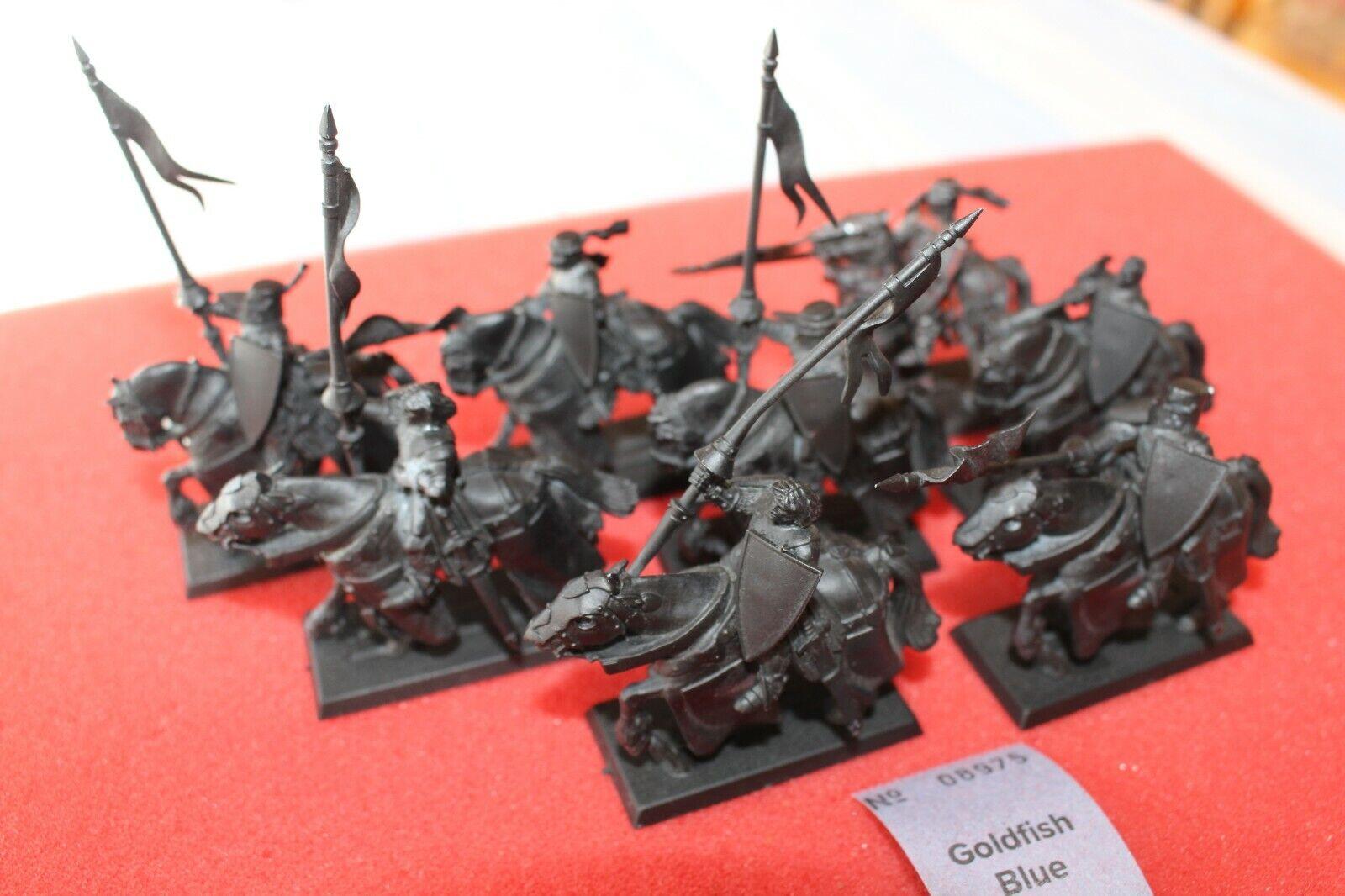 Games Workshop Warhammer Bretonnian Knights Errant Knight Regiment Bretonnia GW