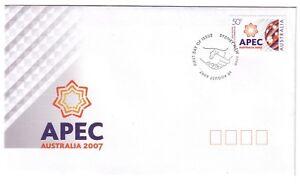 2007-FDC-Australia-APEC-Asia-Pacific-Economic-Cooperation-PictFDI-034-SYDNEY-034