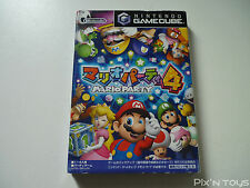 ►►►► NINTENDO GAMECUBE / Mario Party 4 + Memory card [Jap / NTSC version]